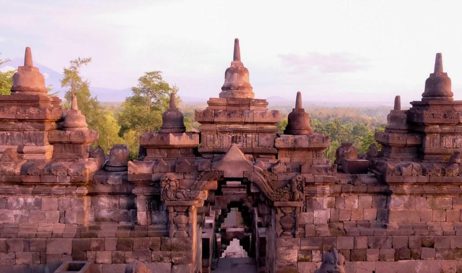 borobudur Yogyakarta Indonesia Sunrise (5 of 35)