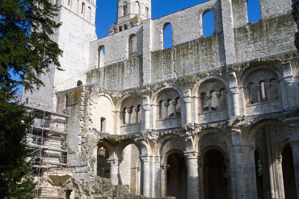 Abbaye de Jumièges 20160715-_MG_7359
