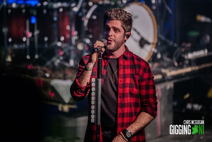 Thomas Rhett @ Mandela Hall