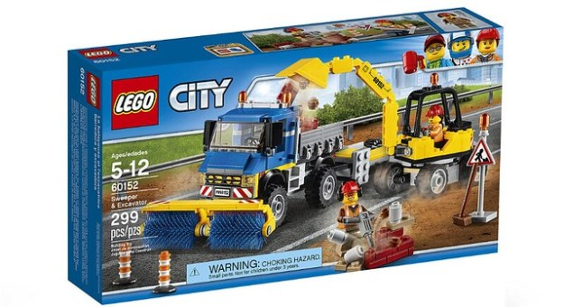 More lego city sets revealed for 2017 news the brothers brick the brothers brick - Lego city camion de police ...