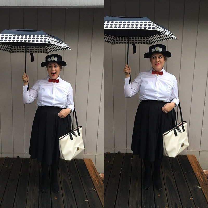 Have a Supercalifragilisticexpialidocious Halloween! #halloween #marypoppins #disney #readyfordisneyland