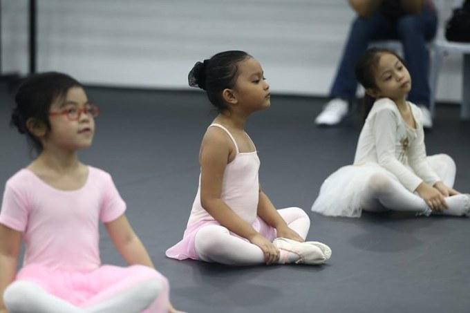 ballet lessons at ballet manila