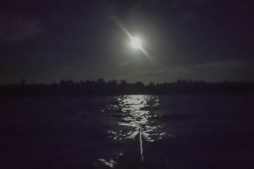Indian River Sunrise and Moonset-29