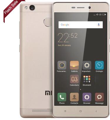Xiaomi Redmi 3S 32GB ROM 4G Smartphone