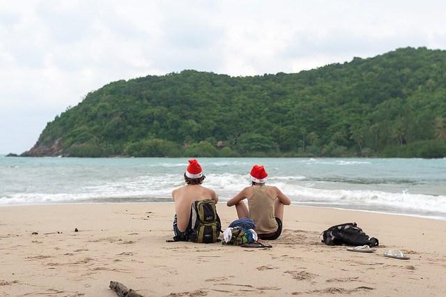 I ♥ Tourists ; Merry Christmas ;)