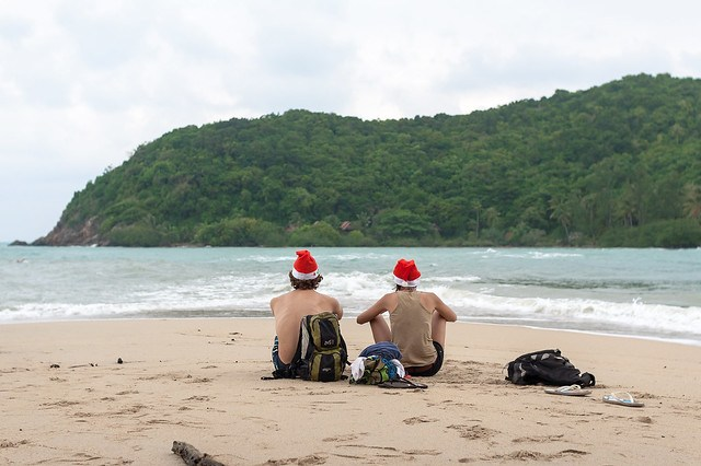I ♥ Tourists ; Merry Christmas ;)