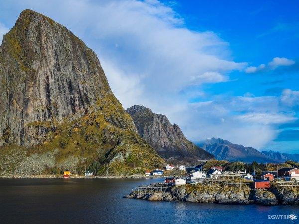 Hamnoy and the Rock - Lofoten, Norway.jpg