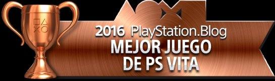 Best PS Vita Game - Bronze