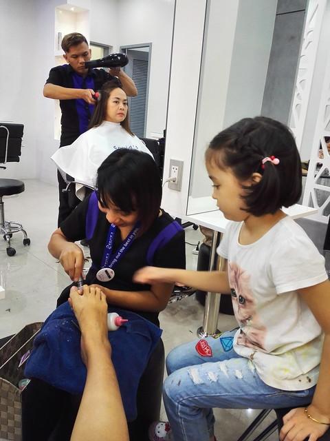 David's Salon & Barberina Alabang