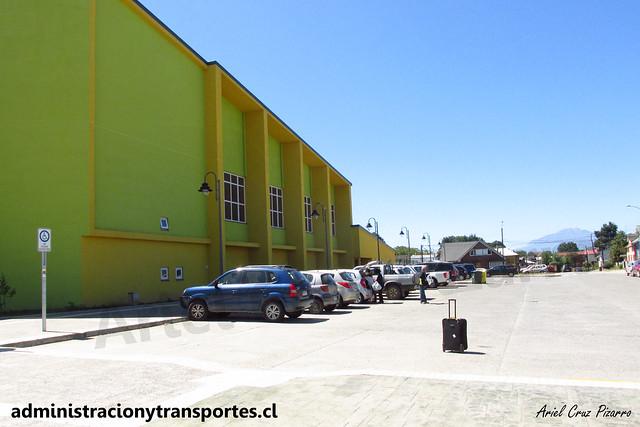 Paradero de Bus - Puerto Varas