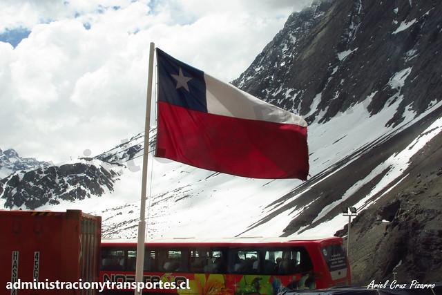 Chile / Paso Los Libertadores