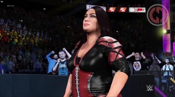 WWE 2K17 - Nia Jax