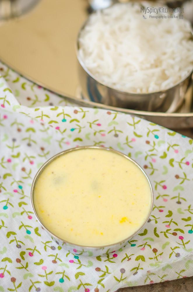 Basundi, Indian Sweet, Maharashtrian Thali, Maharashtrian Food, Maharashtrian Cuisine,