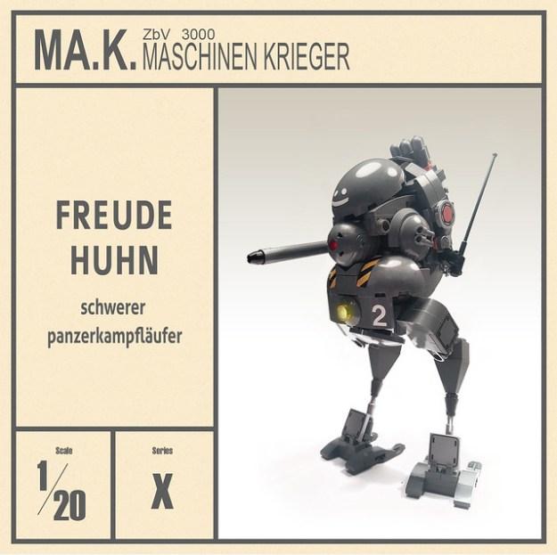 FreudeHuhn - Ma.Ktober 2016