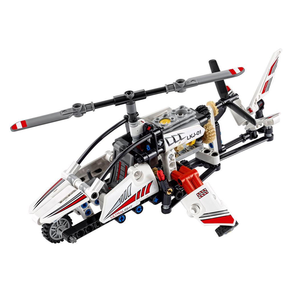Nouveautes Lego Technic Les Visuels Officiels