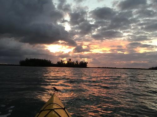 Indian River Sunrise paddling