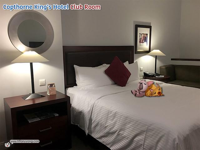 Copthorne Kings Hotel Club Room