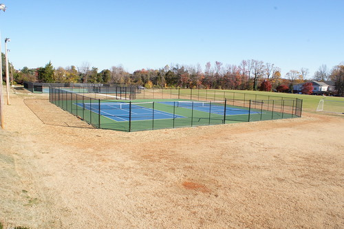 Arthur Bluethenthal Tennis Courts