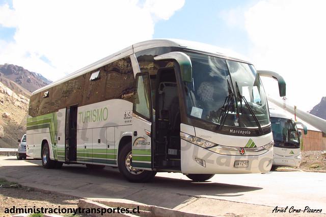 Yanguas | Paso Los Libertadores | Marcopolo Paradiso 1050 - Volvo / GWFZ97