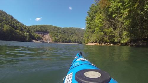 Lake Jocassee with Bennie Waddell-002