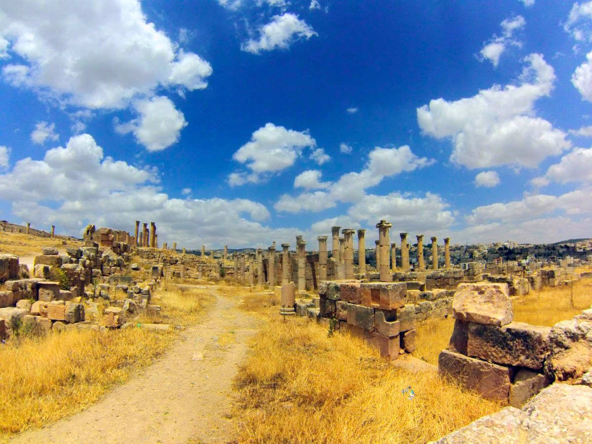 Jerash, la Roma de Jordania/ Jordan - Jerash / Gerasa jerash, la roma de jordania - 30469278842 4c8e22ed76 o - Jerash, la Roma de Jordania
