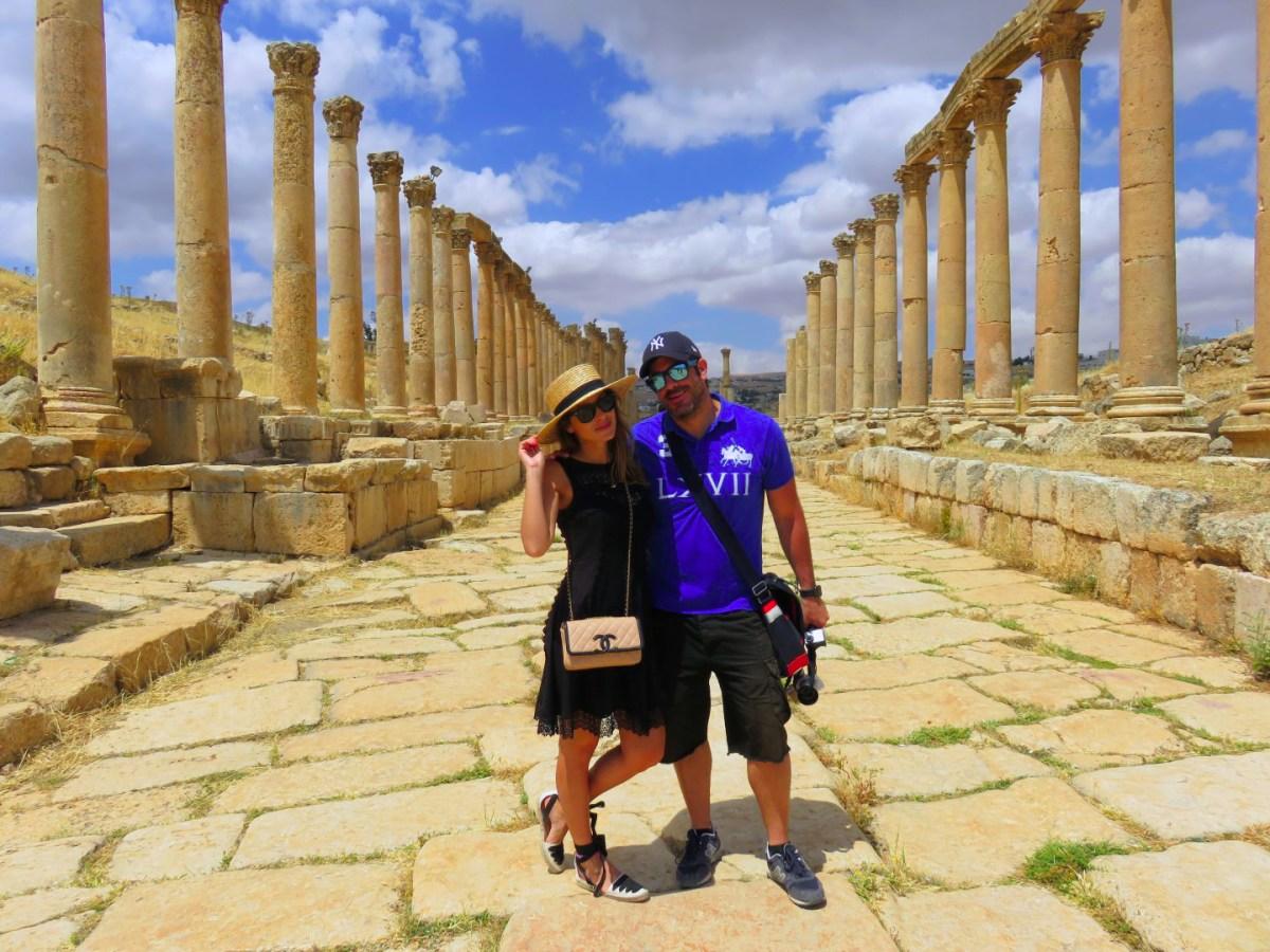 Jerash, la Roma de Jordania/ Jordan - Jerash / Gerasa Jerash, la Roma de Jordania Jerash, la Roma de Jordania 29954294874 c35dbf6a64 o