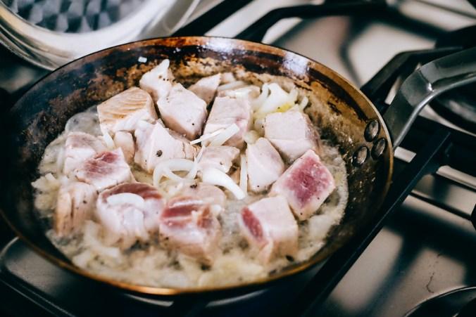 Verse tonijn voor de vitello tonnato van Kees Elfring
