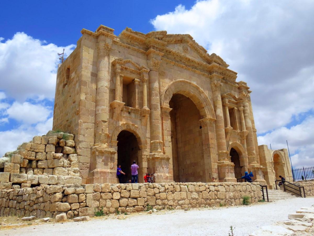 Jerash, la Roma de Jordania/ Jordan - Jerash / Gerasa Jerash, la Roma de Jordania Jerash, la Roma de Jordania 30286694770 de4e40640e o