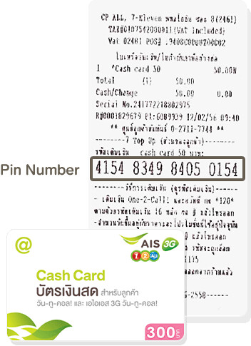 AIS PIN Number