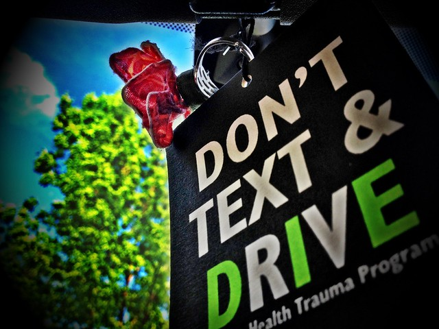 Don't Text & Drive