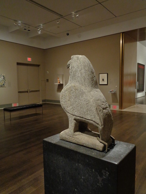 William Edmondson, Eagle. c 1930s. The Museum of Fine Arts, Houston