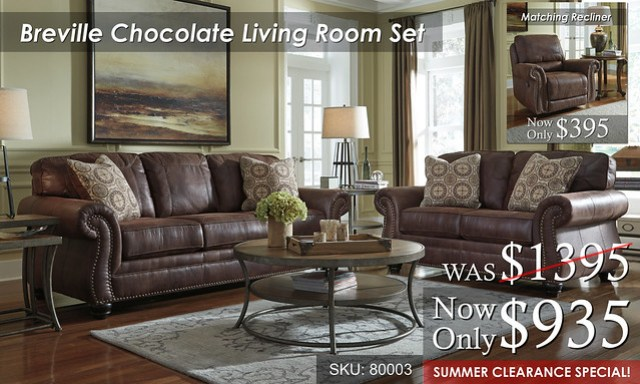 Breville Chocolate Living Set - summer special