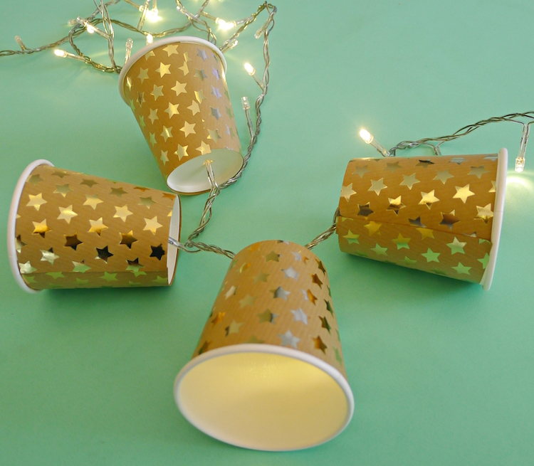 Homemade Parties DIY Party _ How to Make String Lights09