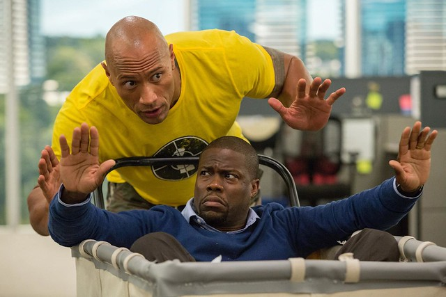 Central Intelligence Movie Still 1