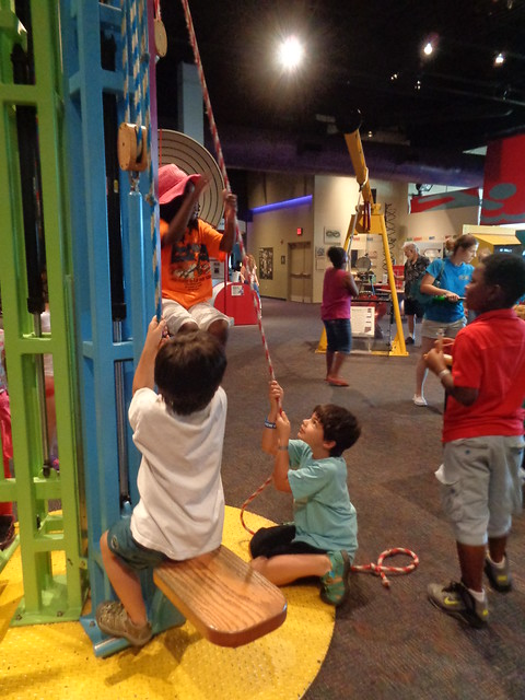 Sci-Port: Louisiana's Science Center, Shreveport LA