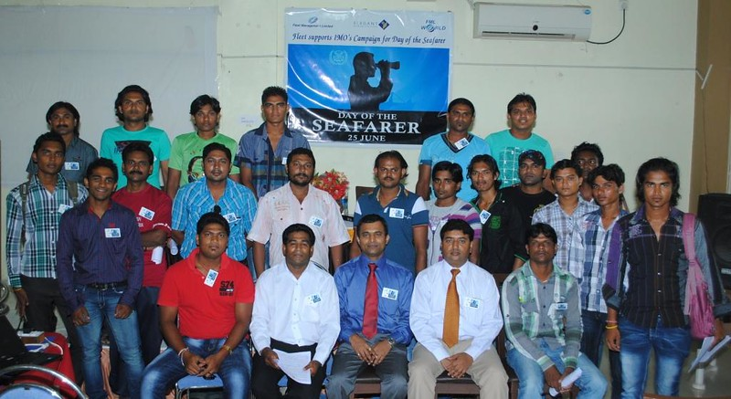 Day of the Seafarer 2013