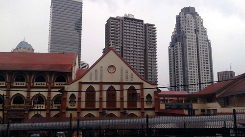 Church outside Bukit Nanas