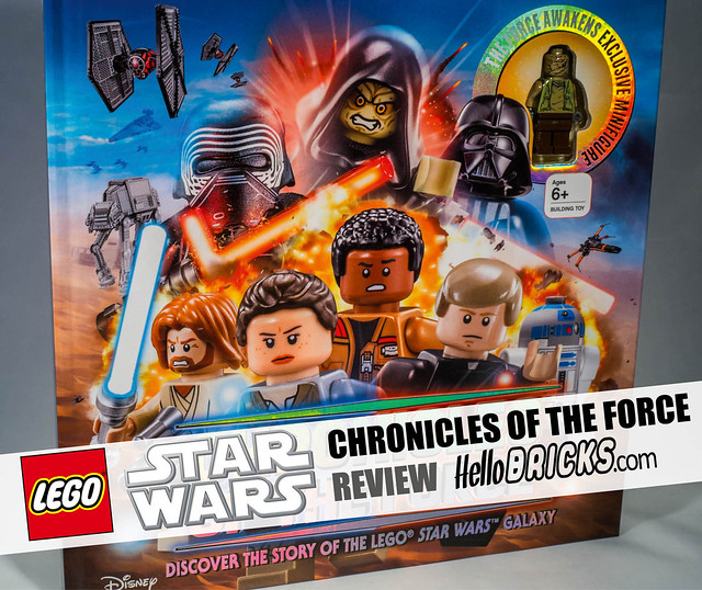 DK Book - LEGO Star Wars Chronicles of the force