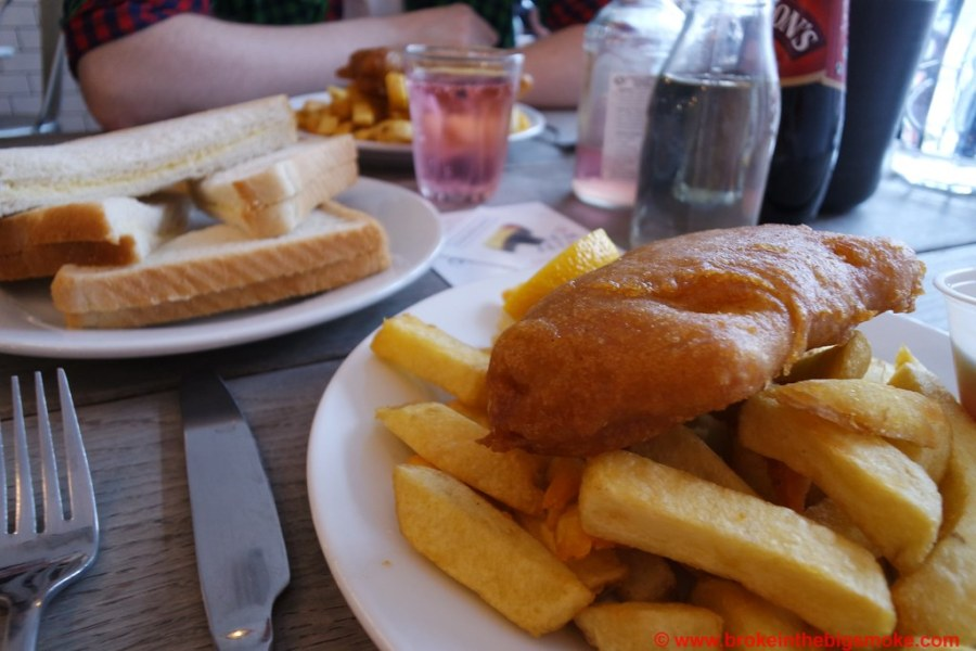 Kerbisher and Malt Fish n chips2