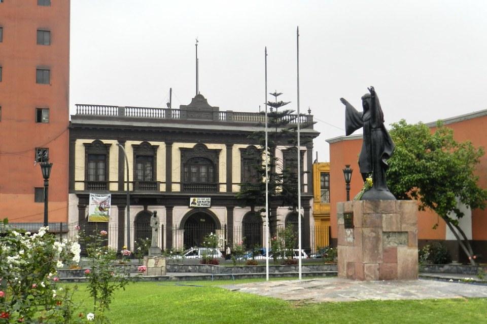 Peru Lima casa natal de San Martin de Porres 04