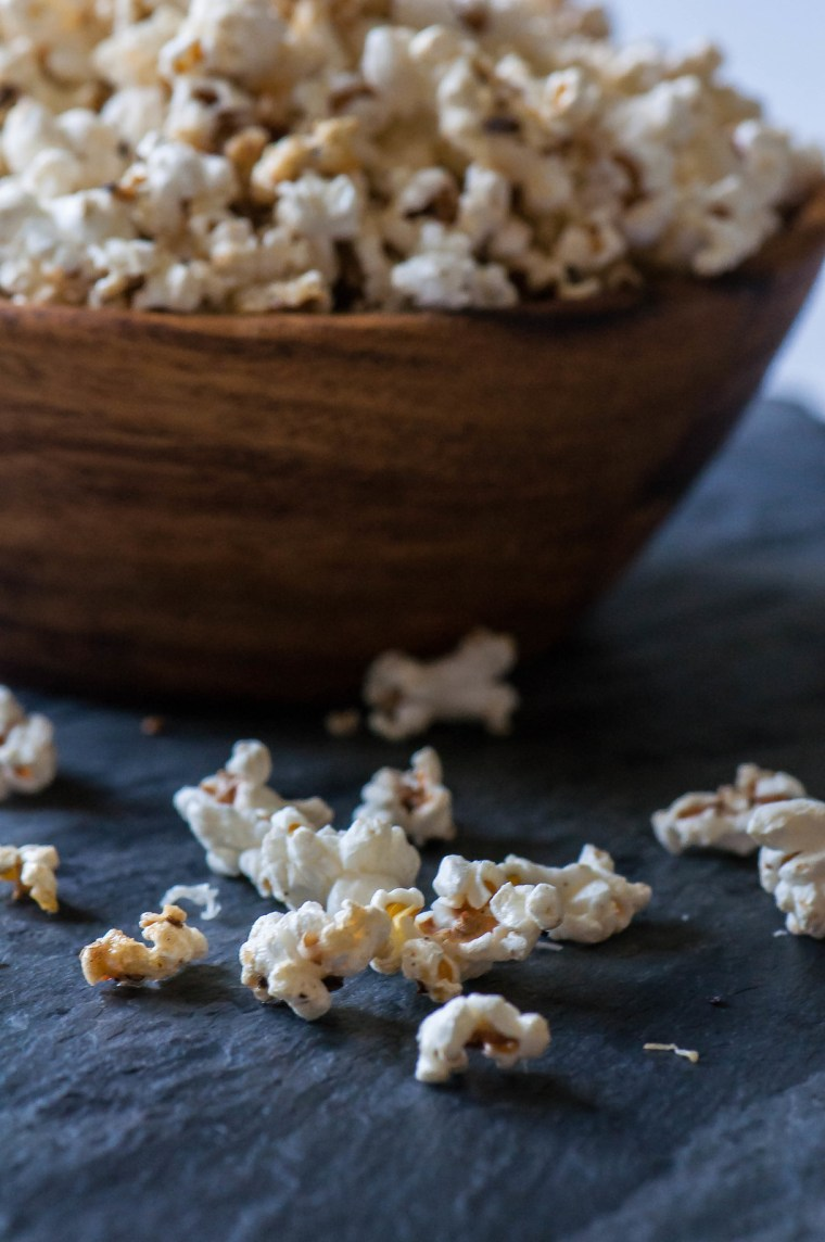 Asiago Black Pepper Popcorn 10