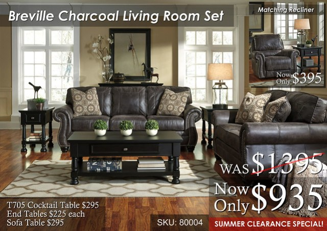 Breville Charcoal Living Set - summer special