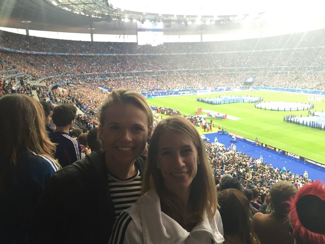 Euro 2016 en France