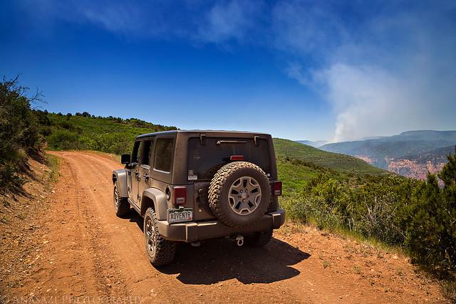 Jeep & Wildfire