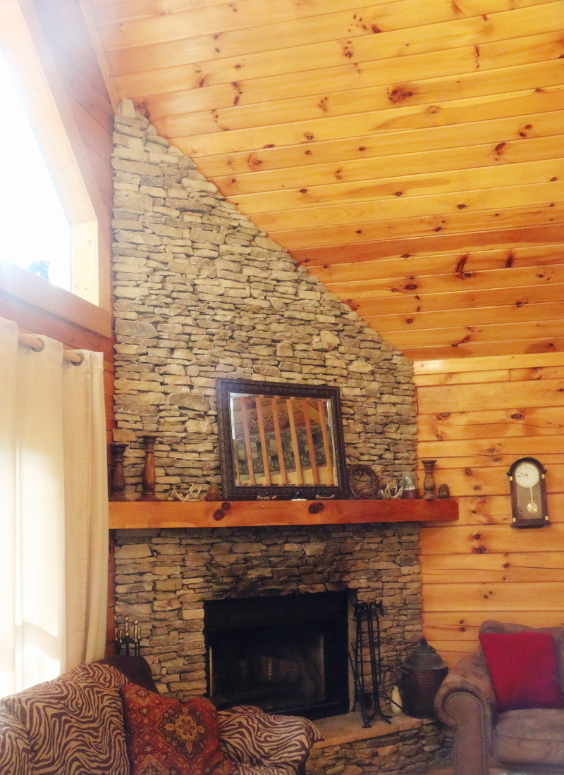 glamping in tennessee great smoky mountains tree house