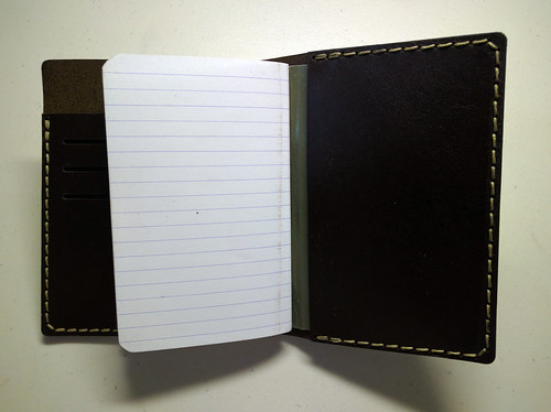 Galen Leather #55 Leather Cover Filled
