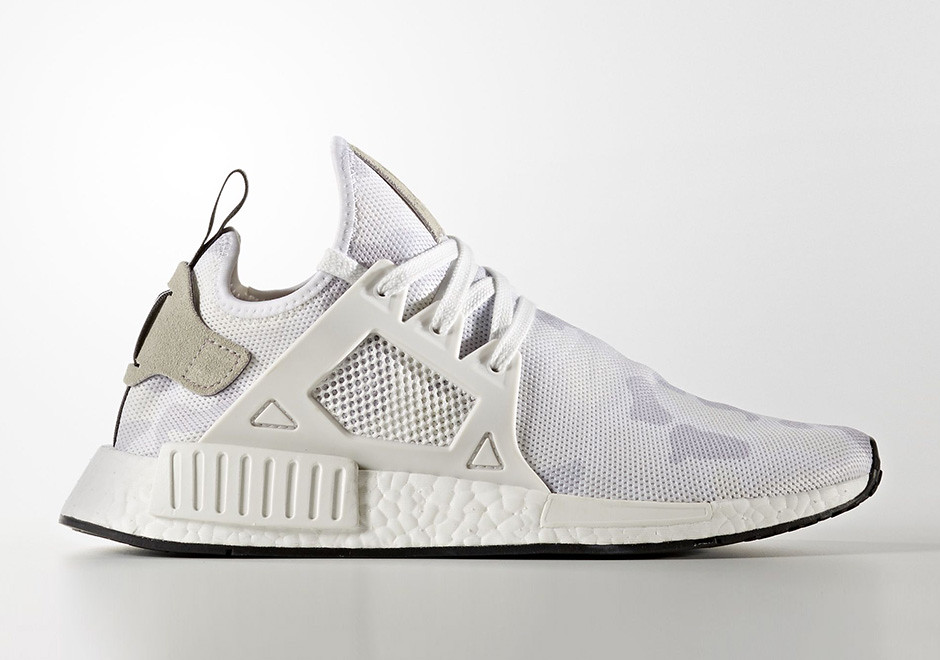 "Adidas NMD XR1 ""DUCK CAMO"" White"