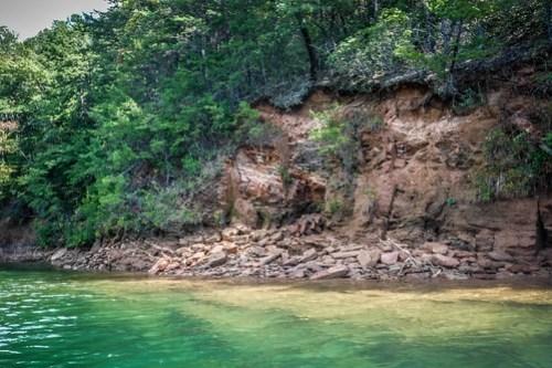Lake Jocassee with Bennie Waddell-39