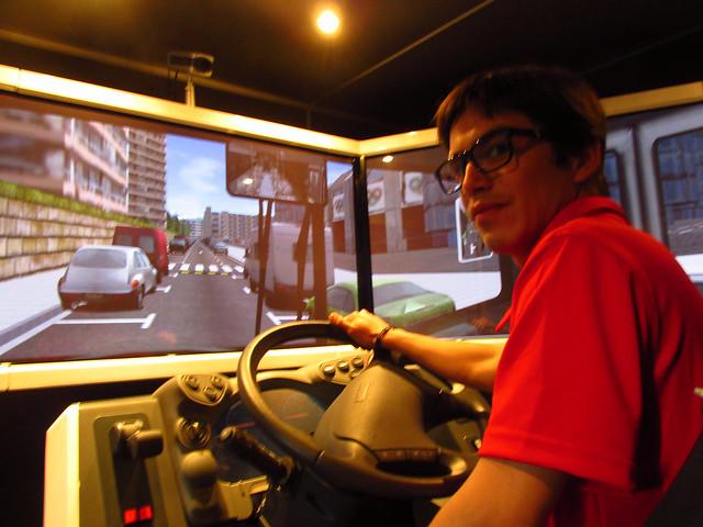 TransUrbano 2016 | Simulador Bus Articulado IGT