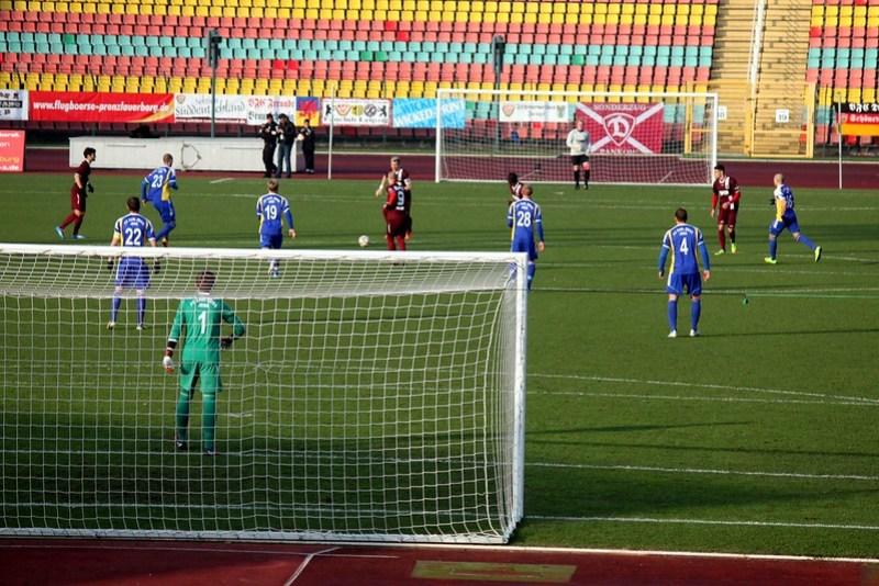 BFC Dynamo - FC Carl Zeiss Jena